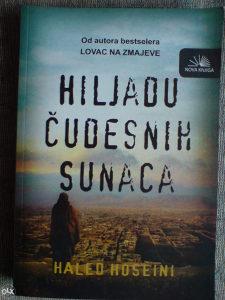 HILJADU ČUDESNIH SUNACA - Haled Hoseini