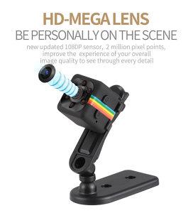 Mini spijunska kamera SQ11