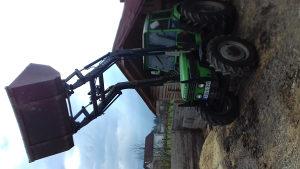 Traktor deutz 72