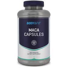 Body & Fit Maca Capsules - 120 capsules