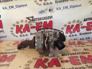 Turbina vw polo 1.6 TDI 2011 KA EM