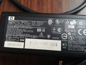 Punjac za laptop hp 65W 18.5V 3.5A