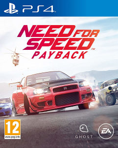 Need for speed Payback / digitalna igra