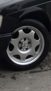 "Alu felge Mercedes 16""/5x112"