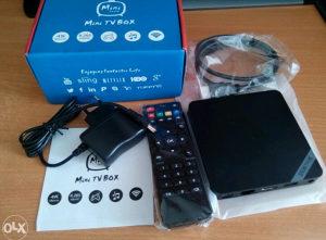 Mini TV Box 4K