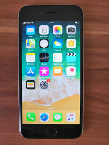 IPhone 6, 64GB, Space Gray, sve otključano, garancija