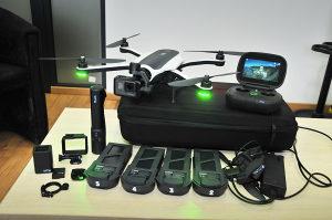 DRON GoPro Karma/Hero5 Black/4.rez.baterije/dodaci