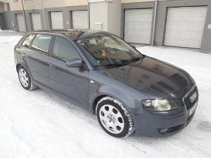 Audi A3 SportBack 1.9 TDI *MOD 2007*, TEK REG, ZEDER