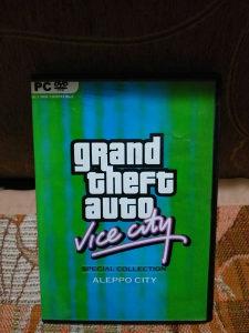 GTA GRAND THEFT AUTO VICE CITY PC igra