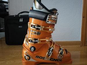 Pancerice, ski oprema