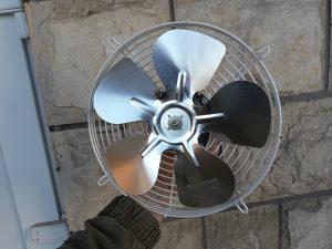 Ventilator za ventilaciju zidni za prostor objekat