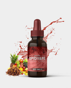 Spicy Vape tečnost Spicy Complex 50ml 3mg