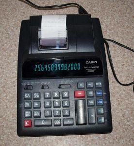 Casio DR-320TER Kalkulator - racunska masina