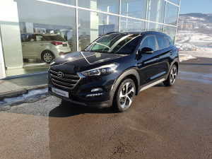 Tucson 2.0 CRDI 4WD 6AT MAX FULL