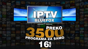 BlueFox IPTV - PONUDA ZA RESELLERE