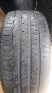 4 gume 255 35 20 Pirelli 2016