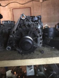Alternator Smart ForFour 15 CDI A6391500250 Dijelovi 04-08