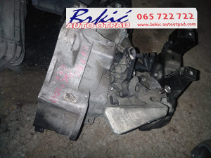 VW POLO 6R0 1.6 TDI MJENJAČ 5 BRZINA