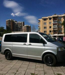 RENT A CAR VW T5  8 SJEDIŠTA