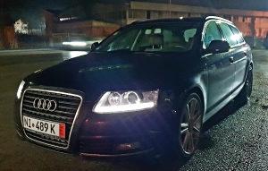 Audi A6 Facelift 2.7tdi,Uvoz cijena do registracije