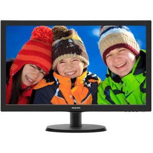 PHILIPS Monitor LED V-Line 223V5LHSB2