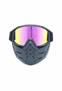 moto/biciklistička maska+brile Novi model 2019