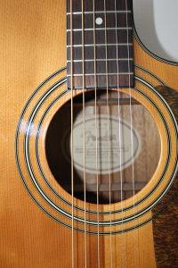Fender CD-140 SCE NAT elektroakusticna gitara
