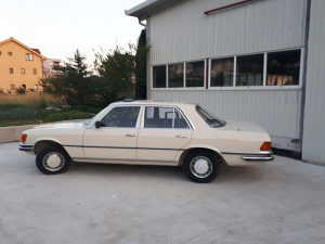 Mercedes W 116 280 SE