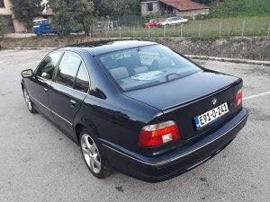 BMW E39 525 d 120KW limuzina saltac xenon