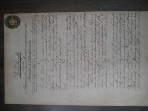 Razni ručnopisani dok. osmanlijsko-austrougarski period