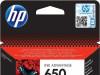 HP 650 Tri-Colour Ink Cartridge [CZ102AE]