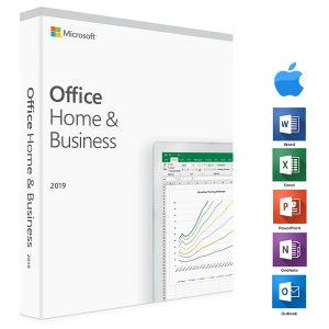 Office 2019 Home & Business Mac - ORIGINALNA LICENCA