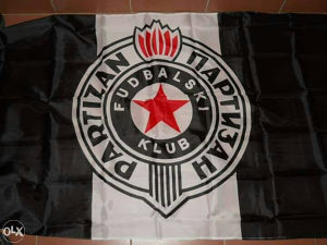 Zastava Partizan Partizana