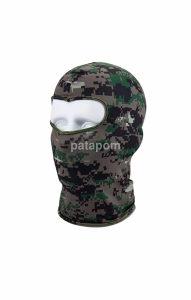 Fantomka maska/kapa