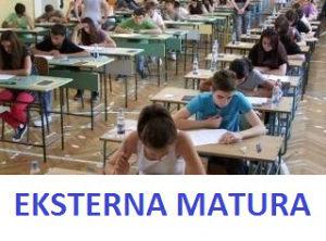 Instrukcije iz matematike Eksterna matura takmicenje