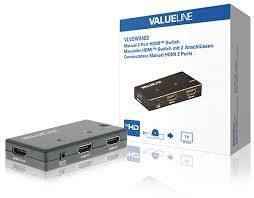 Valeuline 2-Port HDMI Switch