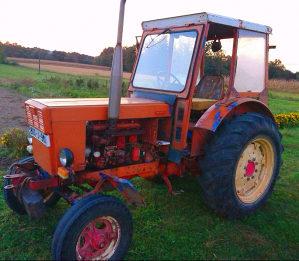 Traktor belarus t40