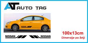 Stikeri i auto naljepnice/naljepnica za NISSAN