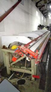 Limarska mašina za savijanje 8,30 metara