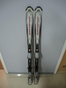 Skije Volkl supersport s2 163cm