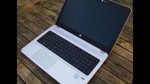 HP PROBOOK 450 G4 15.6'' I5-7200U 128GB SSD 16GB ram