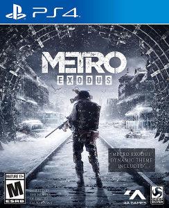 METRO EXODUS PS4. DIGITALNA IGRA. NA STANJU