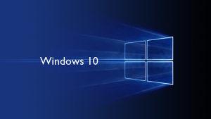 Instalacija Windows 10 Pro
