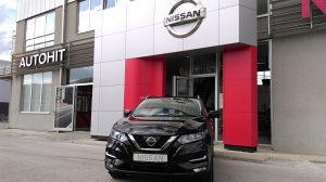 Nissan QASHQAI 1.6D N-CONNECTA SUN
