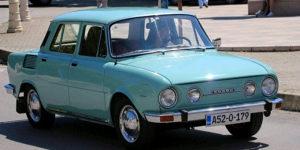Škoda 110 Oldtimer