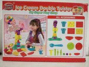 Sladoled plastelin