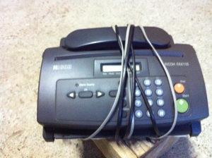 Fax telefon - RICOH