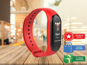 Bakeey M3 Plus - Pametni sat - Smartwatch