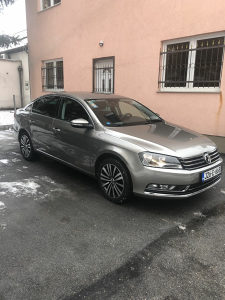 Pasat 7 2.0 TDI DSG highline