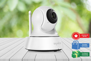 SANNCE Sigurnosna Kamera 720p IP Wireless